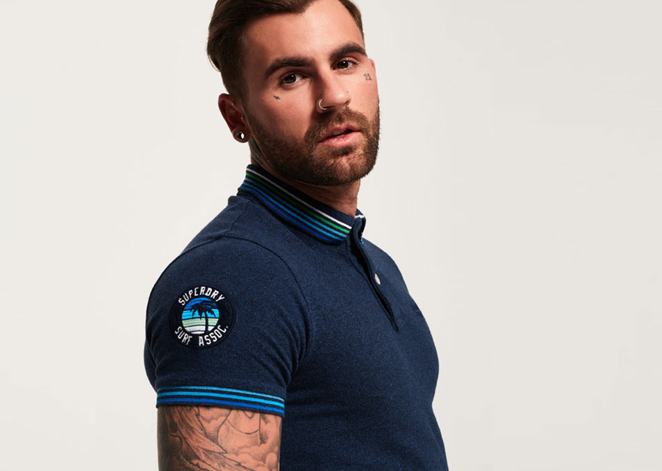2 for £55 polo Shirts
